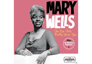 Mary Wells - The One Who Really Loves You+10 Bonustracks - (CD)