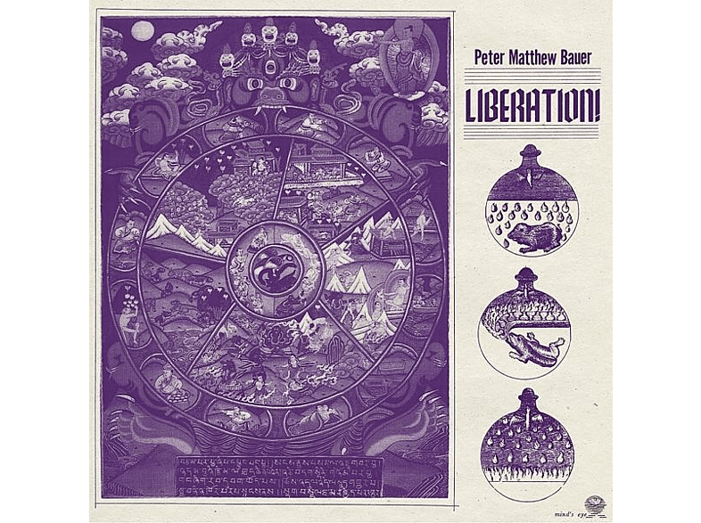 Peter Matthew Bauer - Liberation! [CD]
