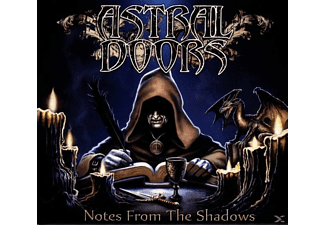 Astral Doors - Notes From The Shadows (Digipak) - (CD)