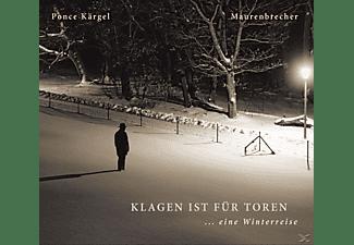 Maurenbrecher,Manfred/Kärgel,Marco Ponce - Winterreise  - (CD)