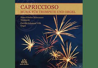 Schwanzer,Hans-Günter/Völk,Carolin Johanna - Capriccioso  - (CD)