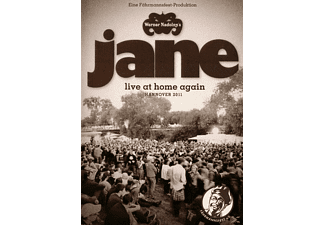 Werner Nadolny's Jane - Live At Home Again (Dvd)  - (DVD)