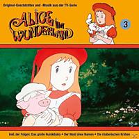 Alice Im Wunderland - 03: Der Wald Ohne Namen/+ - (CD)