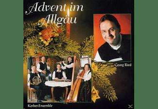 Georg Kerber-ensemble/ried - Advent Im Allgäu  - (CD)