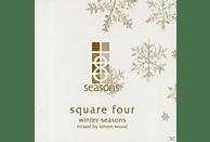 Simon Wood - 8 seasons square 4 [CD]