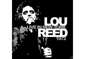 Lou Reed - Live In New York 1972  - (Vinyl)