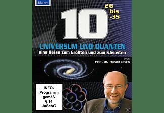 Universum und Quanten,10 HOCH 26 bis-35 Blu-ray