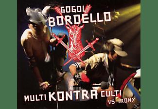 Gogol Bordello - Multi Kontra Culti  - (CD)