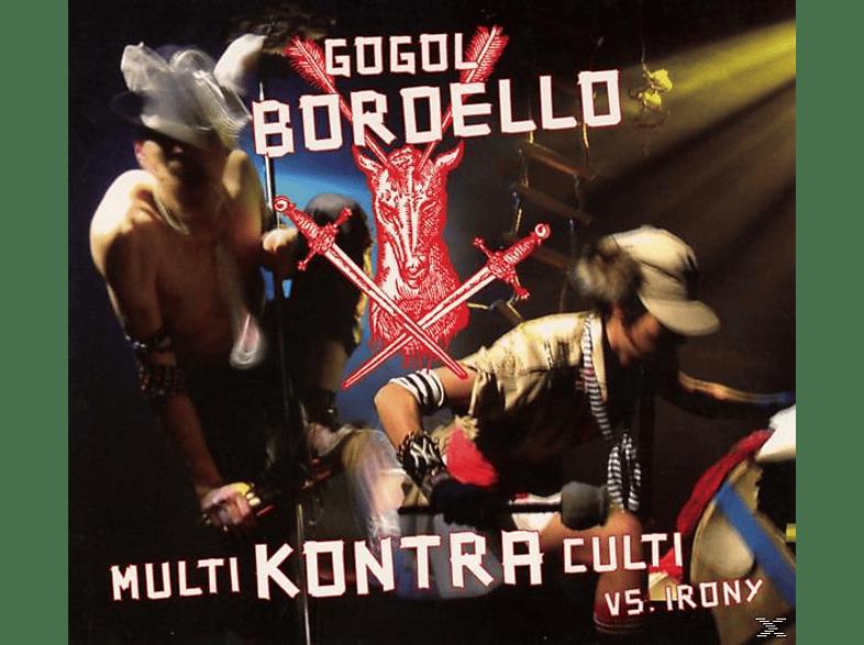 Gogol Bordello - Multi Kontra Culti [CD]