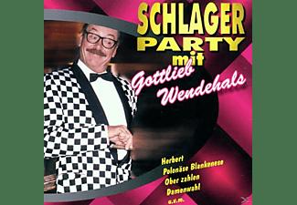 Gottlieb Wendehals - Schlagerparty Mit  - (CD)