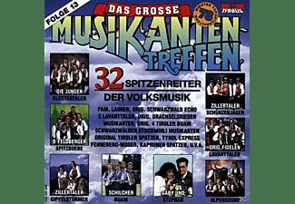 VARIOUS - Das Gr.Musikantentreffen 13  - (CD)
