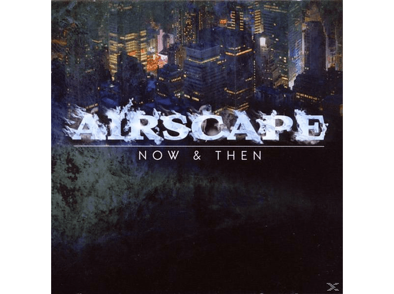 Airscape - Now & Then [CD]