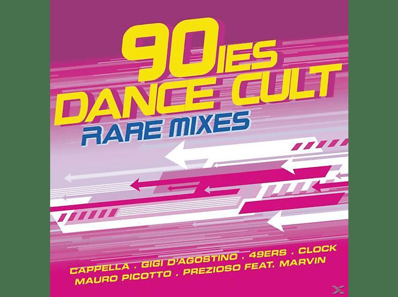 VARIOUS - 90ies Dance Cult (Rare Mixes) [CD]