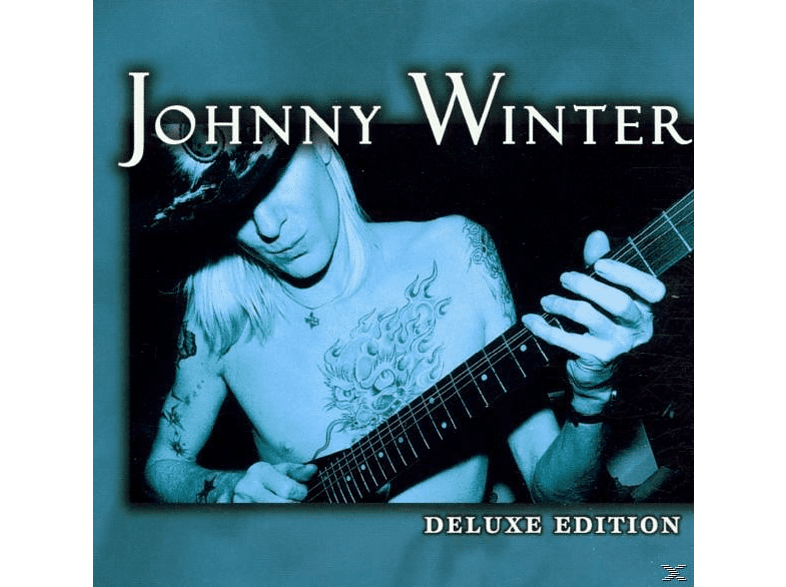 Johnny Winter - Deluxe Edition [CD]