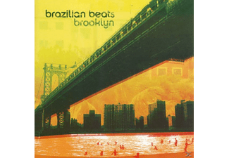 VARIOUS - Brazilian Beats Brooklyn  - (CD)