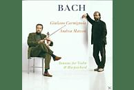 Johann Sebastian Bach - Sonatas For Violin And Harpsicord [CD]