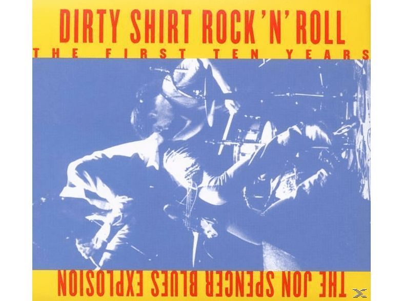 The Jon Spencer Blues Explosion - Dirty Shirt Rock N Roll: The First Ten Years [CD]