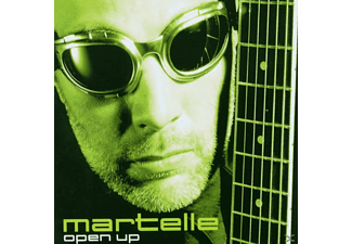Martelle - Open Up - (CD)