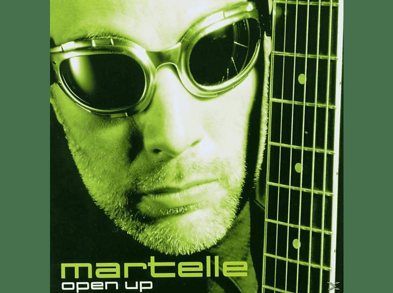 Martelle - Open Up [CD]