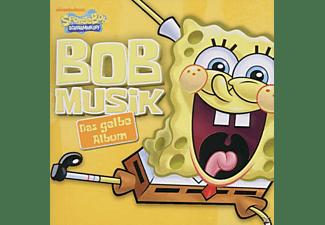Spongebob, Spongebob Schwammkopf - Bobmusik-Das Gelbe Album  - (CD)