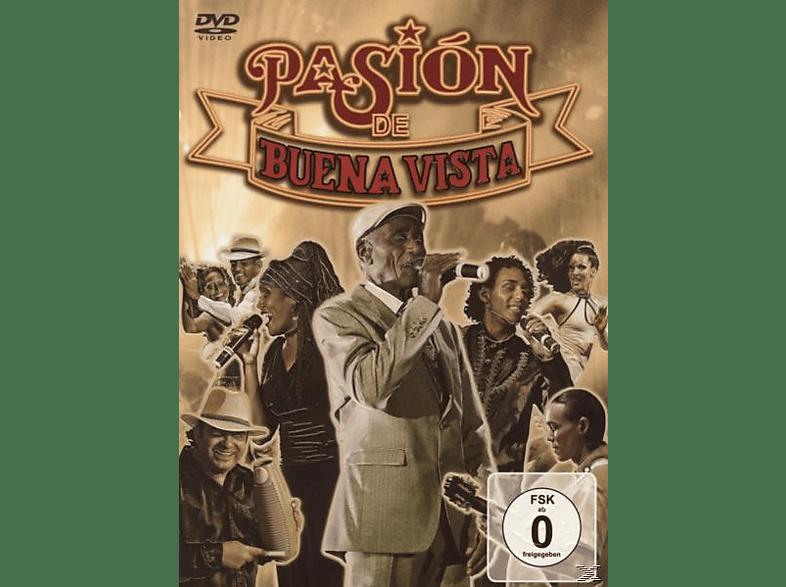 VARIOUS - Pasion De Buena Vista [DVD]