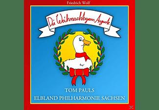 Tom Pauls - Die Weihnachtsgans Auguste  - (CD)