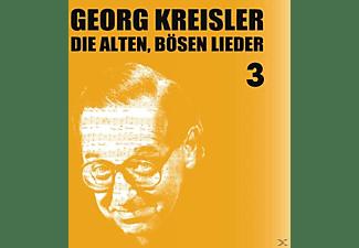 Georg Kreisler - Die alten, bösen Lieder Vol.3  - (CD)