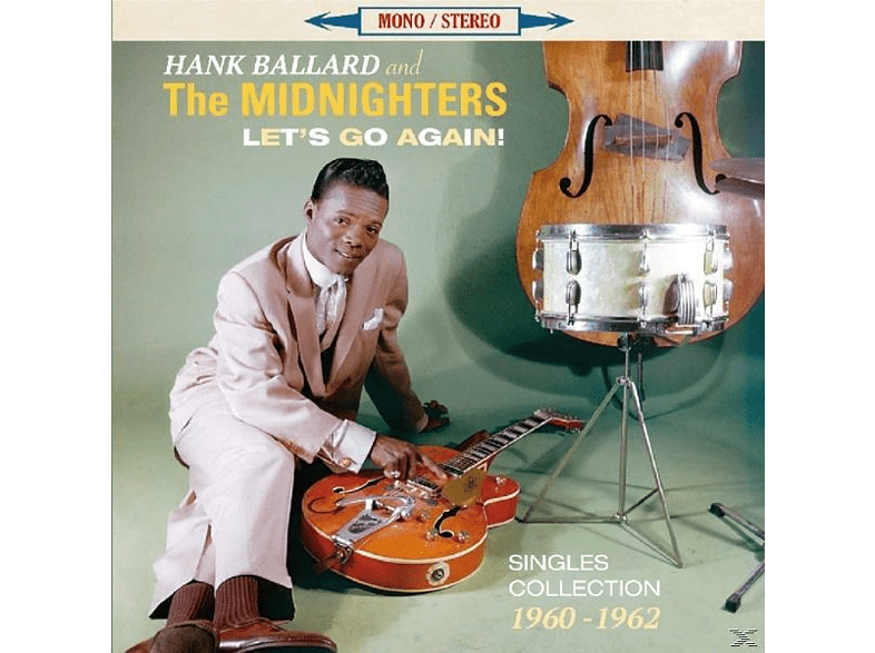 Hank & The Midnighters Ballard - Let's Go Again [CD]