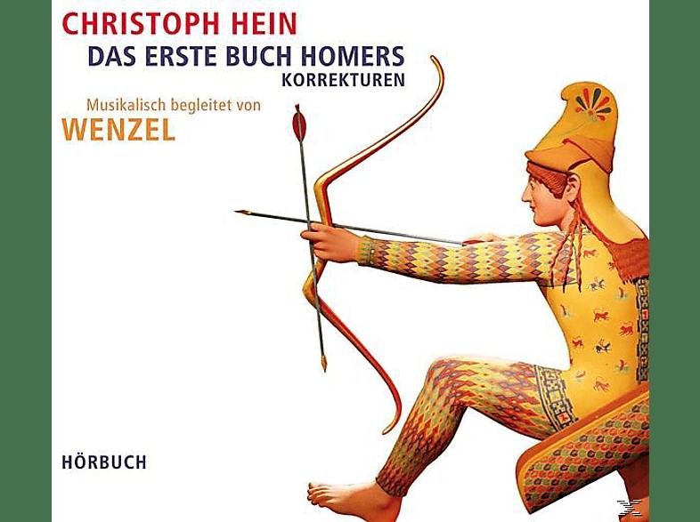 Christoph/wenzel Hein - Das erste Buch Homers-Korrekturen - (CD)