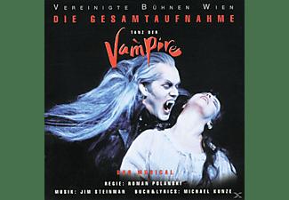 Musical - Tanz Der Vampire (Ga)  - (CD)