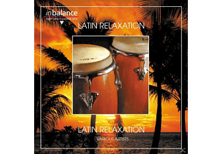 VARIOUS - Latin Relaxation  - (CD)