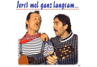 De Plattfööt - Jerst Mol Ganz Langsam...  - (CD)
