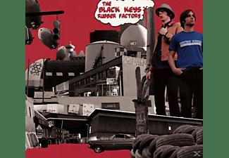 The Black Keys - Rubber Factory  - (CD)