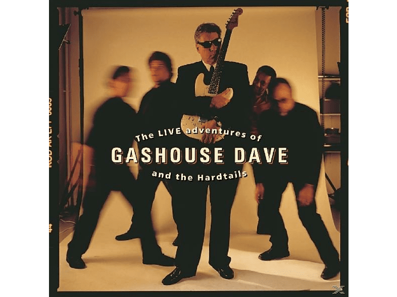Gashouse Dave - The Live Adventures Of [CD]