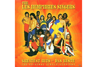 Les Humphries Singers - Greatest Hits-Das Beste  - (CD)