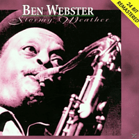 Ben Webster - Stormy Weather-24bit [CD]