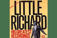 Little Richard - His Greatest Recordings [CD]