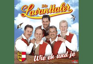 Lavanttaler - Wie Eh Und Je  - (CD)