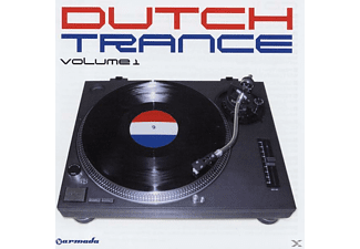 VARIOUS - dutch trance vol.1  - (CD)