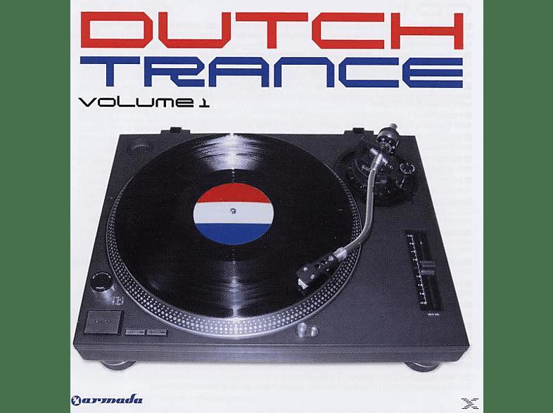 VARIOUS - dutch trance vol.1 [CD]