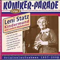 Statz, Leni / Roeder, Wolfgang - Komiker-Parade Folge 3 [CD]