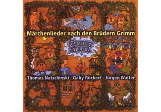 Thomas/rückert/walter Natschinski - Märchenlieder nach den Brüdern Grimm  - (CD)