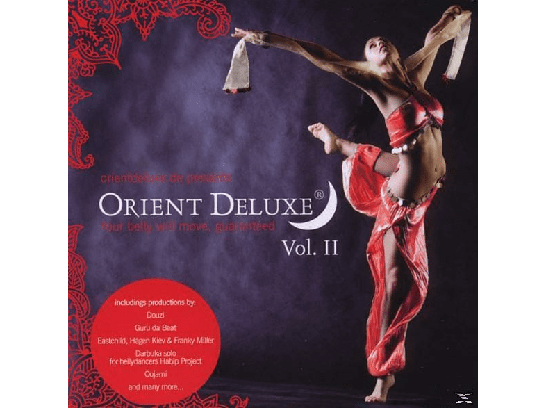VARIOUS - Orient Deluxe Vol.2 [CD]