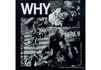 Discharge - Why - (CD)
