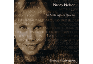 Nancy Nelson - Sweet And Low-Down  - (CD)