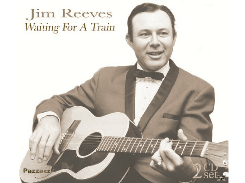 Jim Reeves - WAITING FOR A TRAIN [CD]