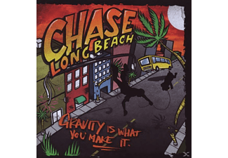 Chase Long Beach - Gravity Is What You Make It - (CD)