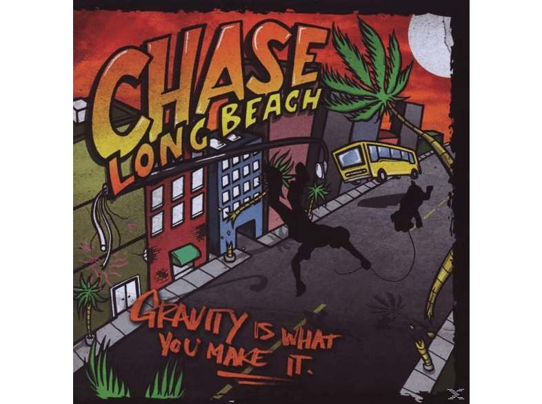 Chase Long Beach - Gravity Is What You Make It [CD]