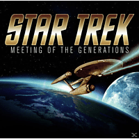 "Soundtrack ""star Trek"" - Meeting Of The Generations - [CD]"