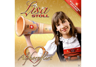 Lisa Stoll - Alphornflirt  - (CD)